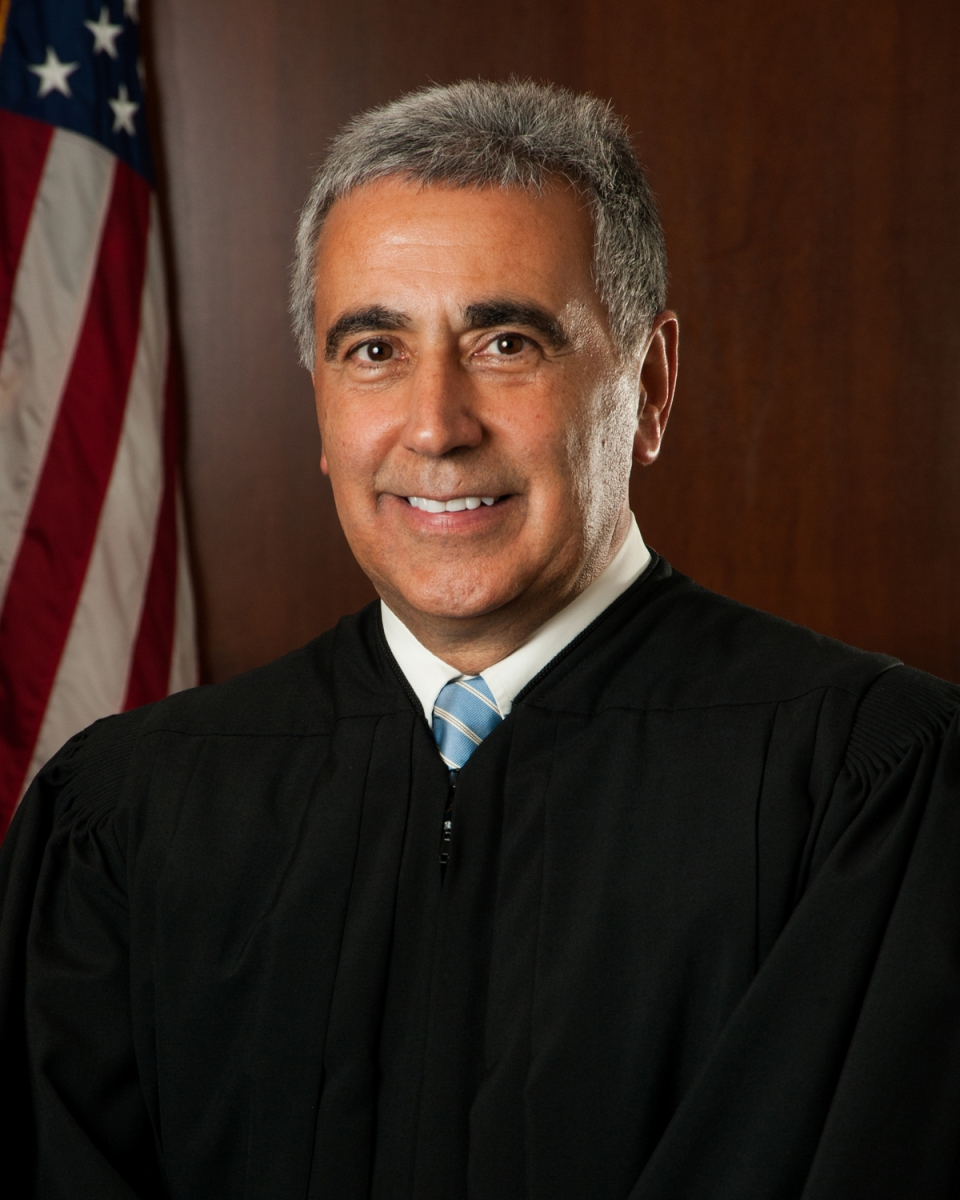 Judge Anthony Capizzi